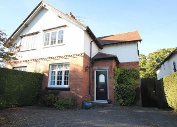 Thumbnail 2 bed semi-detached house for sale in Parkgate Lane, Thornton Hough, Cheshire