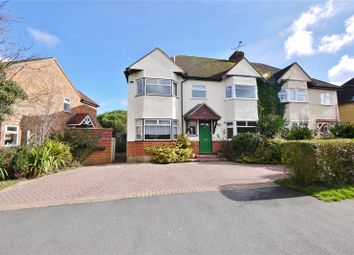 Thumbnail 5 bed semi-detached house for sale in Queens Road, North Weald, Epping, Essex