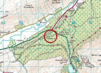 Thumbnail Land for sale in The Glebe, Killin