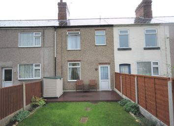 Thumbnail 2 bed terraced house for sale in Queen Street, Ironville