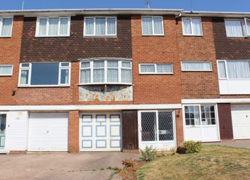Thumbnail 3 bed town house for sale in Tyndale Crescent, Great Barr, Birmingham