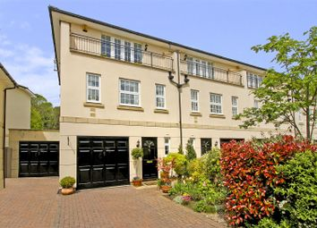Thumbnail 4 bed end terrace house for sale in Sandford Park Place, Cheltenham