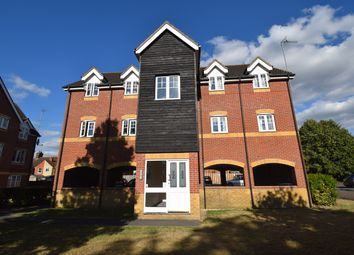 Thumbnail 2 bed flat for sale in Harbury Court, Newbury