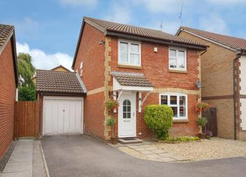 Thumbnail 3 bed detached house for sale in Woodlands Road, Charfield, Wotton-Under-Edge, Gloucestershire