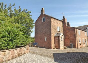 Thumbnail 4 bed farmhouse for sale in Ledsham Village, Ledsham, Ellesmere Port