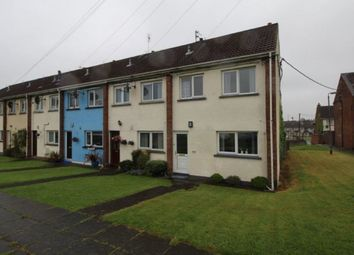Thumbnail 2 bedroom terraced house for sale in Lisnabreen Crescent, Bangor