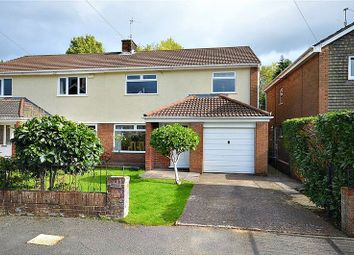 Thumbnail 3 bed semi-detached house for sale in Parklands Close, Pontnewydd, Cwmbran