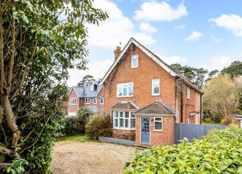 Thumbnail 5 bed detached house for sale in New Road, Ascot