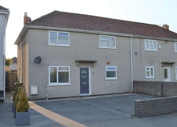 Thumbnail 3 bed semi-detached house for sale in Tennis Court Road, Paulton, Bristol