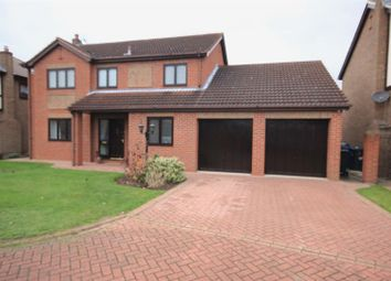 Thumbnail 4 bed detached house for sale in Gatesbridge Park, Finningley, Doncaster