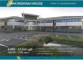 Thumbnail Office to let in Oakingham House, Kingsmead, London Road, High Wycombe