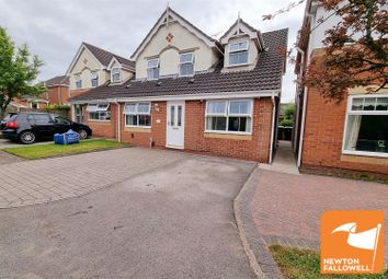 Thumbnail 4 bed detached house for sale in Hexham Close, Mansfield