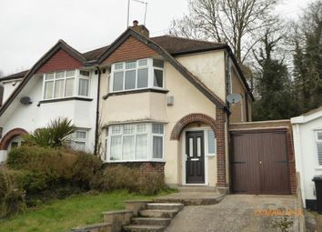 Thumbnail 3 bedroom semi-detached house to rent in Winifred Road, Coulsdon