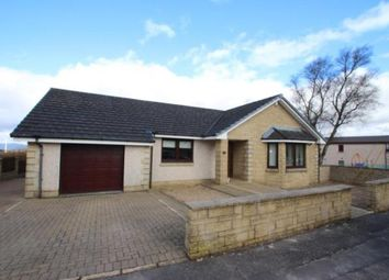 Thumbnail 4 bed bungalow for sale in Main Street, Longriggend, Airdrie, North Lanarkshire