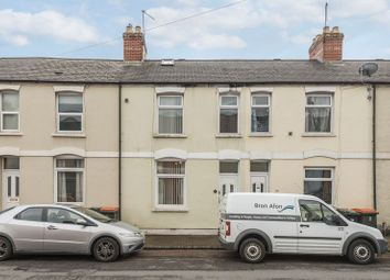 Thumbnail 2 bed terraced house for sale in Agincourt Street, Newport