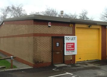 Thumbnail Warehouse to let in Unit 21, Clarion Court, Swansea, West Glamorgan