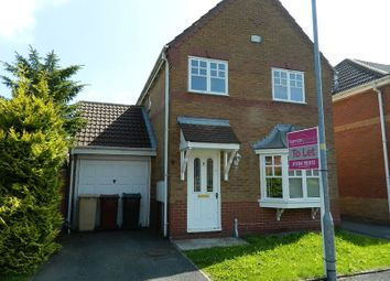 Thumbnail 3 bed detached house to rent in Edenbridge Drive, Radcliffe, Manchester
