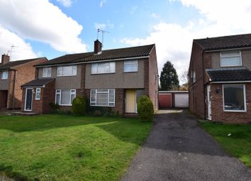 Thumbnail 3 bed semi-detached house for sale in Waterhouse Moor, Harlow