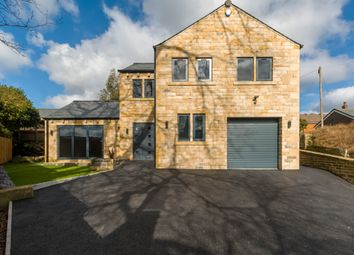Thumbnail 4 bed detached house for sale in Spring Lane, Holmfirth