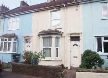 Thumbnail 2 bed terraced house to rent in Greenbank Avenue East, Easton, Bristol