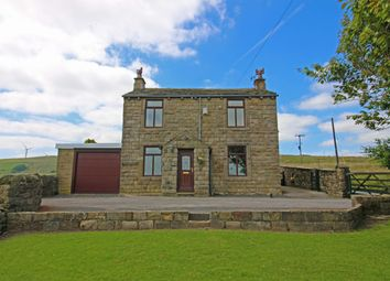 Thumbnail 4 bed detached house for sale in Flower Scarr Road, Todmorden