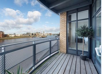 Thumbnail 2 bed flat to rent in Prices Court, Cotton Row, Battersea