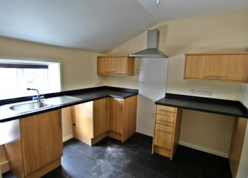 Thumbnail 1 bed flat to rent in 37A Commercial Street, Norton, Malton.