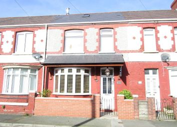Thumbnail 3 bed terraced house for sale in Maesgwyn Street, Aberavon, Port Talbot, Neath Port Talbot.