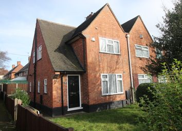 Thumbnail 2 bed semi-detached house for sale in Allendale Avenue, Nottingham