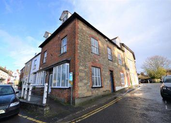 Thumbnail 3 bed town house for sale in Bridge Street, Sturminster Newton