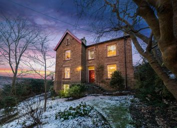 Thumbnail 4 bed detached house for sale in The Old Manse, Church Bank, Shotley Bridge, County Durham