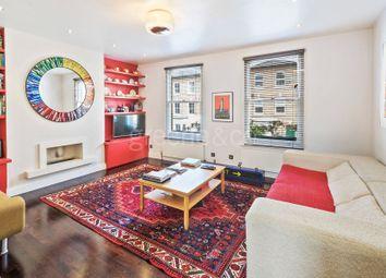 Thumbnail 3 bed flat for sale in Loveridge Road, West Hampstead, London