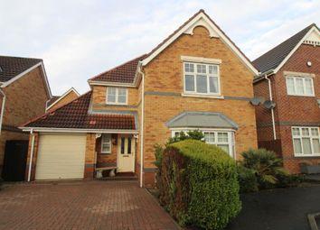 4 bed detached house for sale in Carlisle Close, Holystone Grange, Holystone, Newcastle Upon Tyne NE27