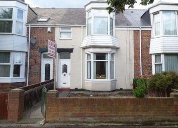 Thumbnail 4 bedroom terraced house for sale in Croft Avenue, Sunderland