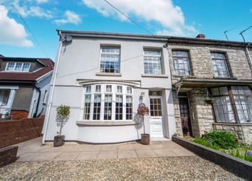 Thumbnail 3 bed end terrace house for sale in Gilfach Road, Tonyrefail, Porth