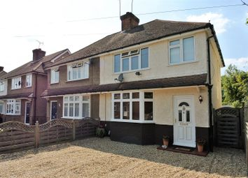 Thumbnail 3 bed semi-detached house for sale in Wordsworth Road, Addlestone