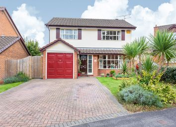 4 bed detached house for sale in Burlington Court, Blackwater, Camberley GU17