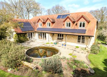 Thumbnail 5 bed detached house for sale in Sutton Row, Sutton Mandeville, Salisbury, Wiltshire