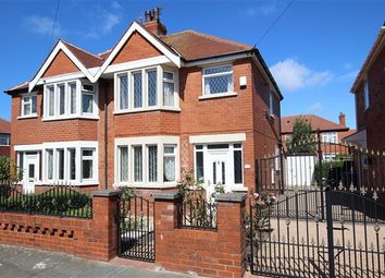 Thumbnail 3 bed property for sale in Crompton Avenue, Blackpool