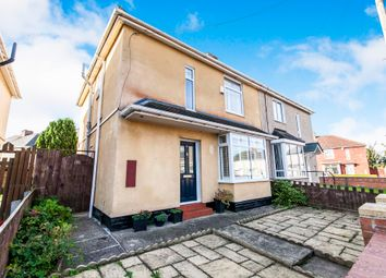 Thumbnail 3 bed semi-detached house for sale in Wylam Road, Norton, Stockton-On-Tees