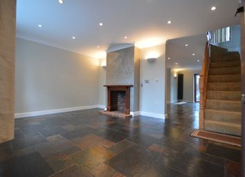 Thumbnail 4 bed detached house to rent in St. Anns Road, Chertsey