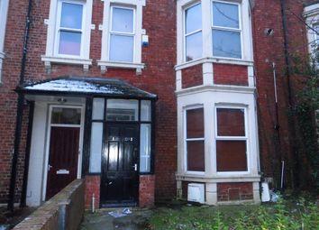 Thumbnail 4 bed flat to rent in July 2018, Simonside Terrace, Heaton, Ne