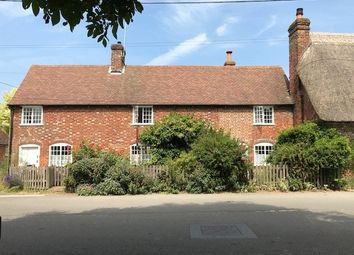 Thumbnail 4 bed semi-detached house for sale in Chilton Foliat, Hungerford, Berkshire