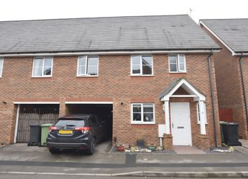 Thumbnail 4 bed semi-detached house for sale in Mansfield Way, Irchester, Northamptonshire