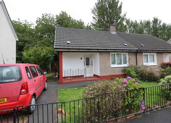 Thumbnail 1 bed semi-detached bungalow for sale in Estate Road, Carmyle