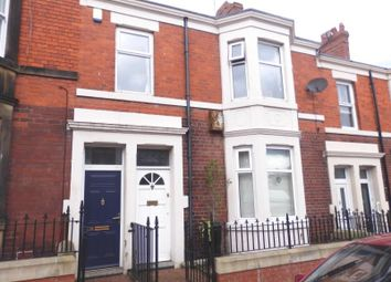Thumbnail 3 bedroom flat to rent in Wingrove Avenue, Newcastle Upon Tyne