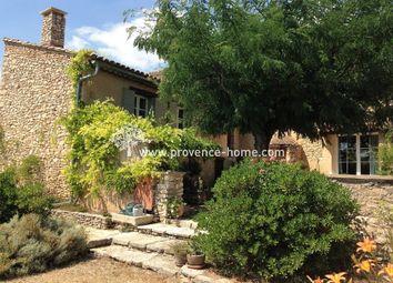 Thumbnail 5 bed property for sale in Provence-Alpes-Côte D'azur, Vaucluse, Saint-Saturnin-Lès-Apt