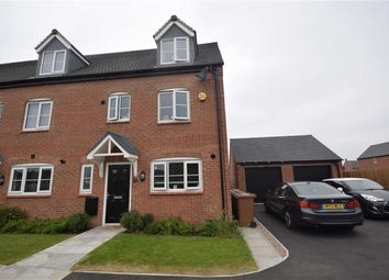 Thumbnail 4 bed town house for sale in Woodsford Drive, Boulton Moor, Derby