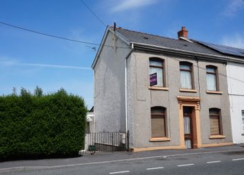 Thumbnail 3 bed end terrace house for sale in 16 Cwmamman Road, Glanamman, Ammanford, Carmarthenshire