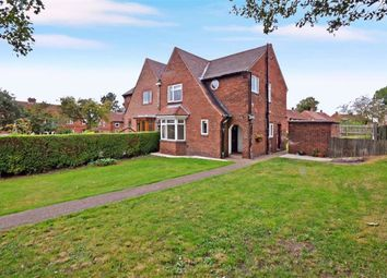Thumbnail 3 bed semi-detached house for sale in West Drive, Chequerfield, Pontefract